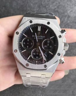 Audemars Piguet Royal Oak chronograph black