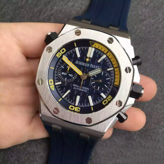 Audemars Piguet Royal Oak diver blue