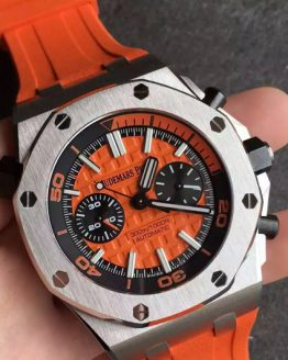 Audemars Piguet Royal Oak diver orange
