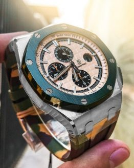 Audemars Piguet Royal Oak camo
