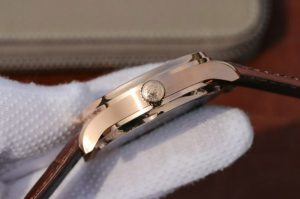 Iwc seven days white rose gold white dial