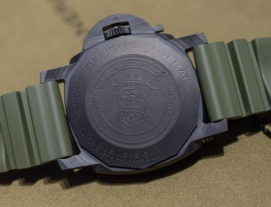 Panerai Luminor Militare carbontech