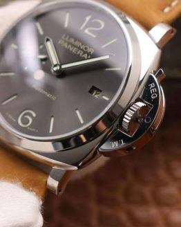 Panerai Luminor grey dial