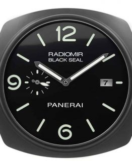 Panerai Radiomir black seal display clock D2