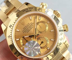 Rolex Daytona full gold