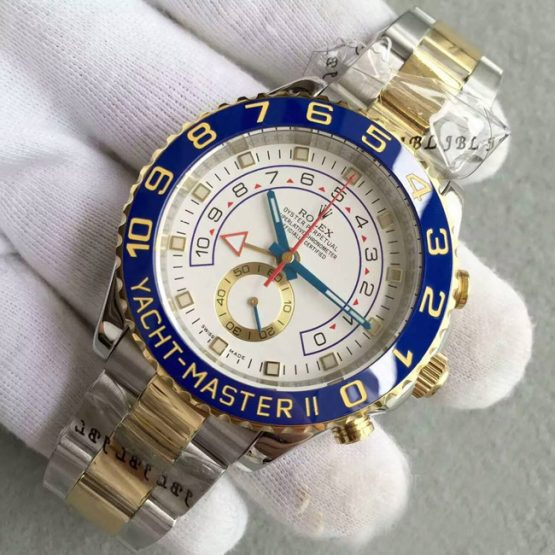 Yachtmaster 2 two tone
