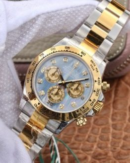 Rolex Daytona mother of pearls