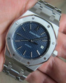 Audemars Piguet Royal Oak blue