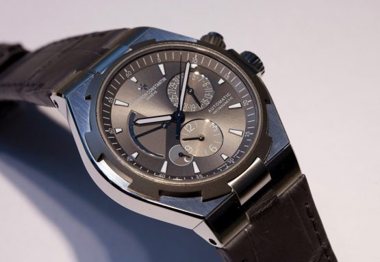Vacheron Constantin overseas grey