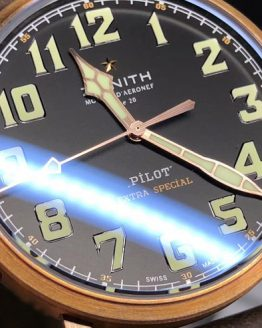 Zenith Pilot special edition