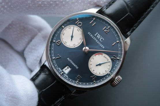 Iwc seven days power reserve