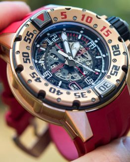 Richard Mille Red