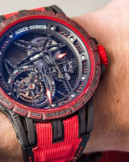 Roger Dubuis Excalibur Red