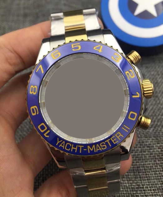 Yachtmaster 2 two tone parts